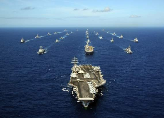 В США заявили о возможной морской блокаде России