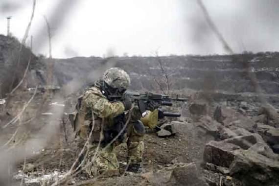 Боевики получили мощную ответку под Горловкой