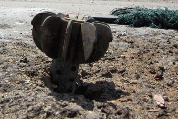 Боевики атаковали украинские позиции на Светлодарской дуге