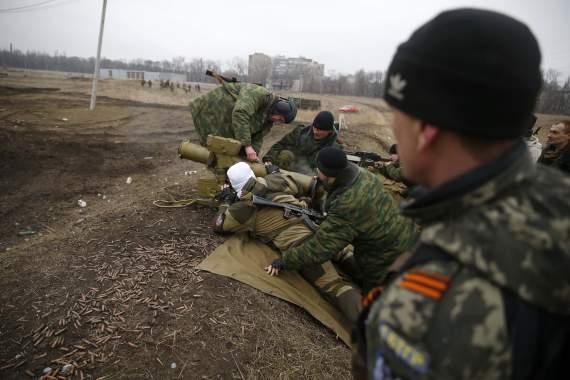 """Боевики """"ДНР"""" пошли в атаку в районе Мариуполя"""