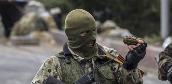 """Банда """"героев Новороссии"""" в Луганске учинила разбойное нападение"""