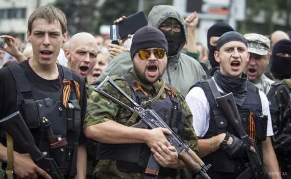 Среди боевиков «ДНР» проходят проверки в связи с массовым пьянством и самоубийствами