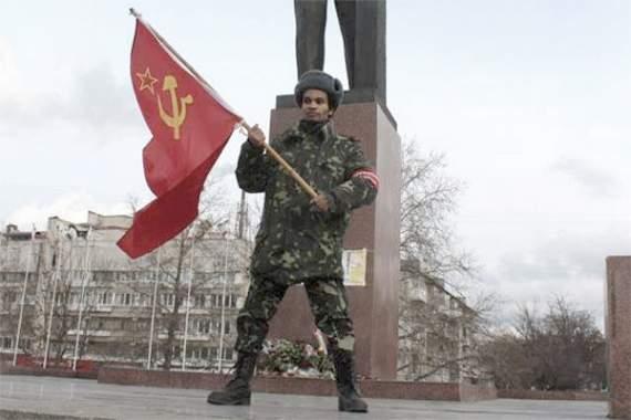 В сети высмеяли феерическое видеообращение террориста Донбасса. ВИДЕО