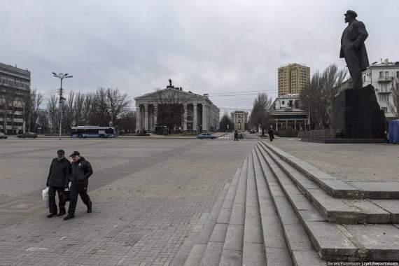 В РФ признали, что в оккупированном Донецке жить значительно хуже, чем в Краматорске и Мариуполе