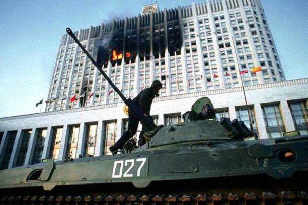 История на крови: как «хунта привела Путина к власти в России