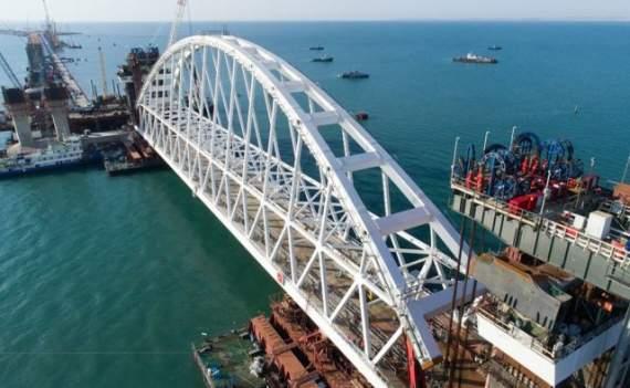 Эксперт рассказал, почему мост из РФ в Крым скоро упадет