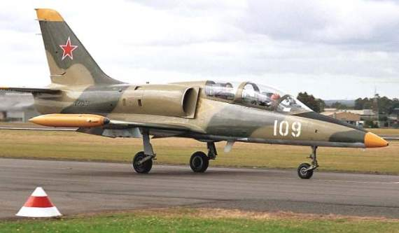 В РФ разбился военный самолет