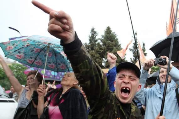 """В """"ДНР"""" начался бунт из-за невыплат зарплат боевикам"""