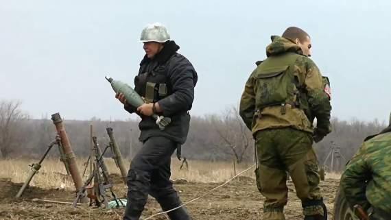 Боевики «ДНР» обстреливают мирных жителей в Горловке