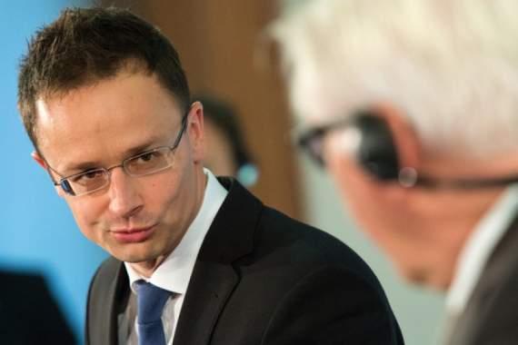В Венгрии уже несут бредни в стиле Кремля