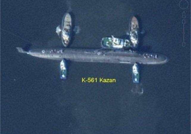 На России произошла катастрофа на атомной подводной лодке