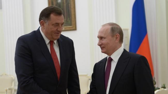 На выборах в президиум Боснии и Герцеговины побеждает друг Путина Додик