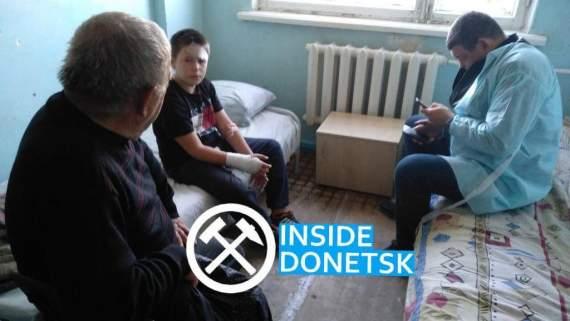 """""""Имейте совесть"""": боевики заявили, что в гибели детей виновны кто угодно, только не они"""