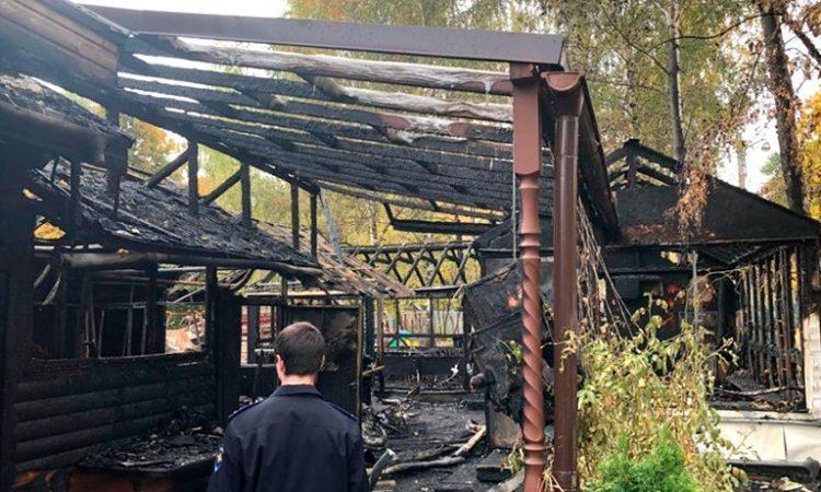 Почалось! Только не у нас, а за поребриком: в Москве сожгли храм РПЦ и воскресную школу