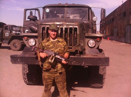 На Донбассе ликвидировали террориста из России. ФОТО