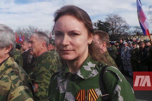 Послушница монастыря УПЦ МП на Тернопольщине воюет за боевиков «ДНР»