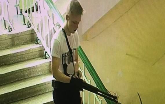 Появились новые странности в деле расстрела детей в Керчи. ВИДЕО