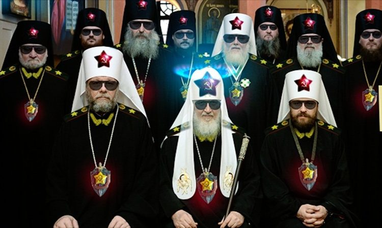 РПЦ и КГБ: с чего все начиналось