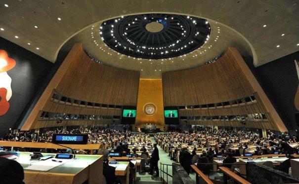 Совбез ООН отверг требование России выслушать «представителя Л-ДНР»