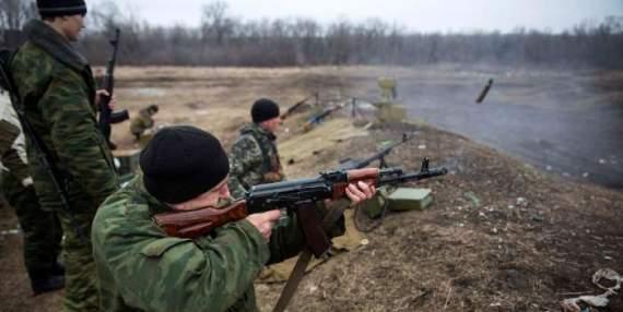 Жители Донецка сообщают о серьезных боях на подступах к городу