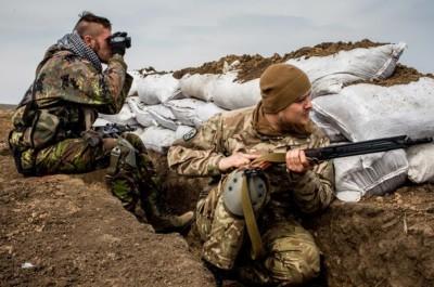 Силовики отбили три атаки боевиков на хутор Вольный