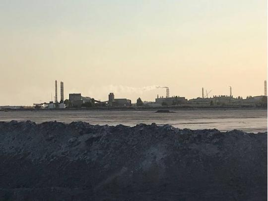 На Крым надвигается новая катастрофа в связи с выбросами