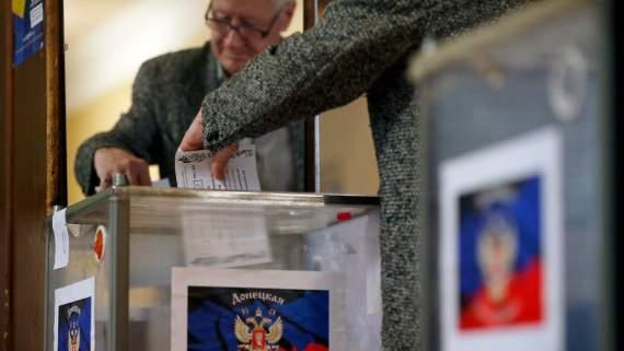"""Пропагандист """"Новороссии"""" просит Путина отменить выборы на оккупированном Донбассе"""