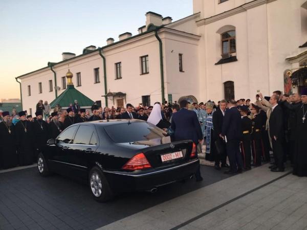 За этот репортаж белорусского священника уволили