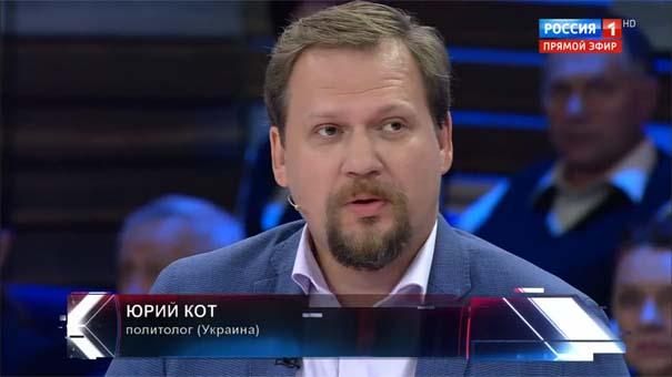 «За русский начнут расстреливать»: известный ведущий забредил фашизмом в Украине (видео)