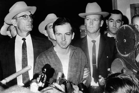 «Убийца Кеннеди»: Ли Харви Освальд –кто он?