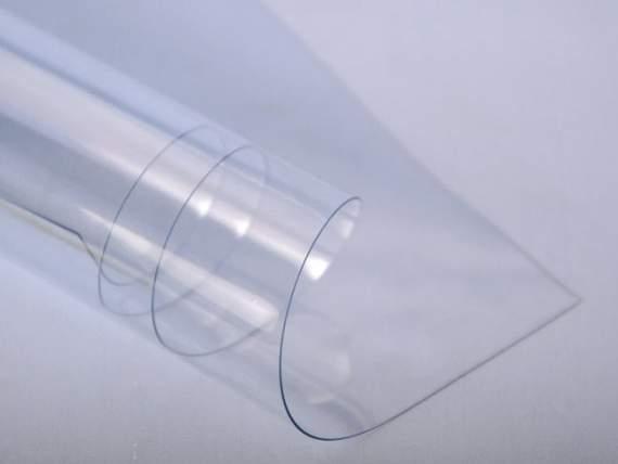 Прозрачный ПВХ – легкость и прочность в одном материале