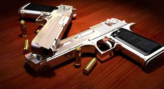 Топ-8 самых мощных самозарядных пистолетов