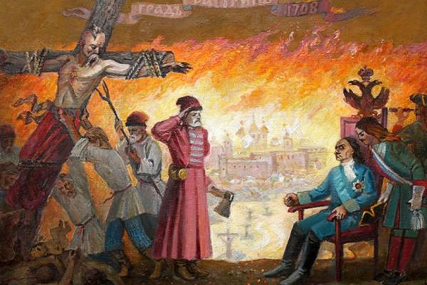 310 років Батуринській трагедії: стежте за «носом», панове, — блогер