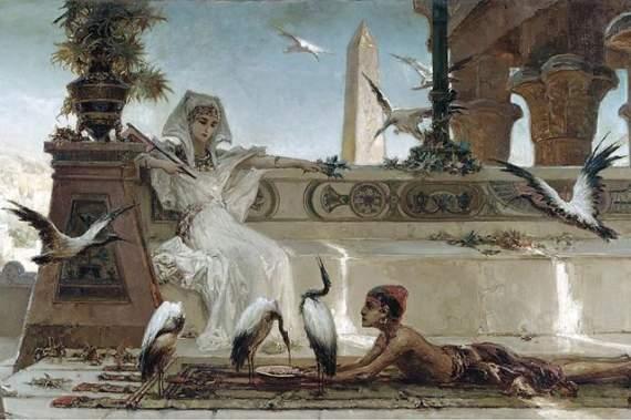 Несчастливая гречанка. Мифы о Клеопатре, которые вы считали правдой