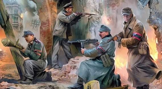 Оружие«последней надежды фюрера»: чем воевал фольксштурм