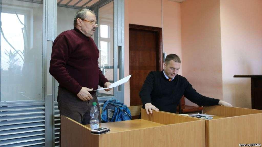 Экс- депутат ВС Крыма приговорен к 12 годам заключения за госизмену