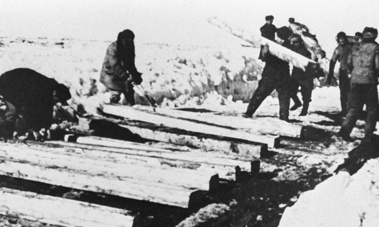 Концлагерь СССР: Салотопка или крематорий для жертв сталинских репрессий