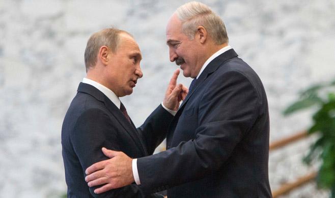 Латентная русофобия Лукашенко обостряется или это лишь пыль в глаза НАТО, — блогер