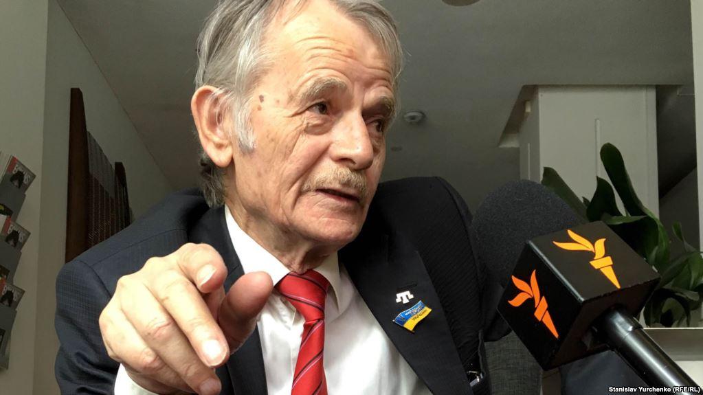 Мустафа Джемилев: татары, башкиры и народы Кавказа должны готовиться к самостоятельности