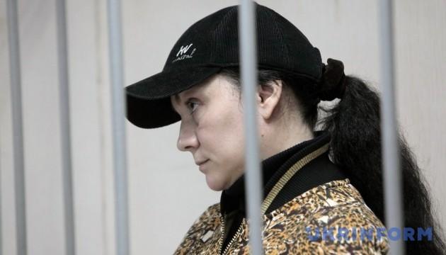 Осужденная в Украине террористка «Тереза» не хочет обратно на Расеюшку по обмену