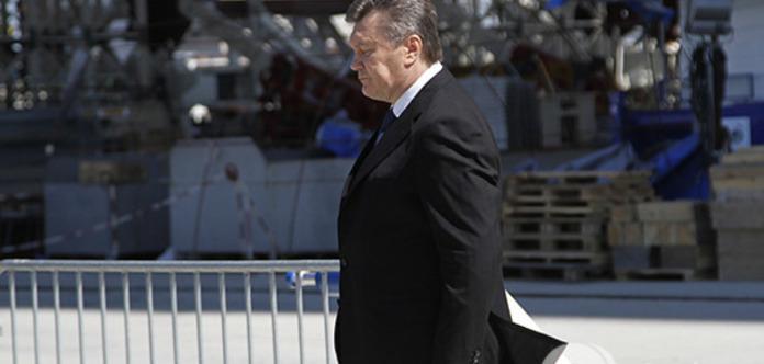 Приключения Януковича