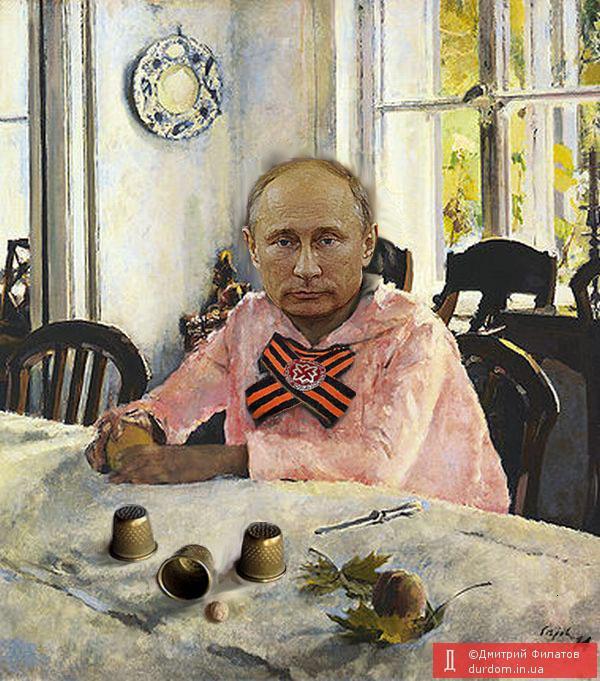 Путин умоляет немецкий бизнес не уходить с РФ. А зачем ему гейропейцы? Диссонанс.