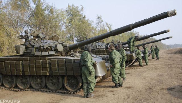 Разведка предупредила об угрозе вторжения армии РФ в Украину по суше