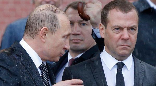 Россия ввела новые «санкции» против Украины