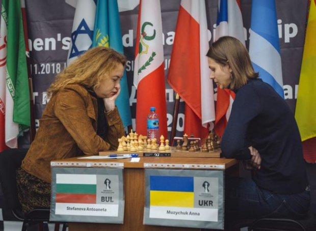 Сестри Музичук на чемпіонаті світу в Росії поставили усім мат