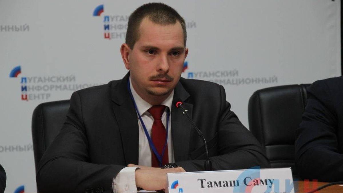 Угорський політик з «Йоббіка» їздив «спостерігачем» на Донбас