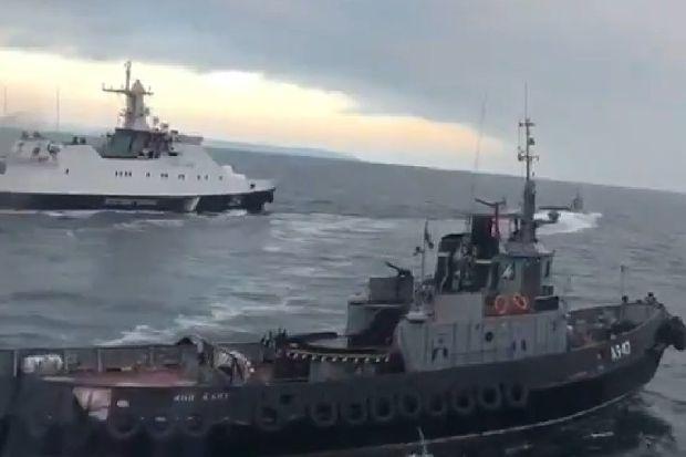В РФ сообщили о состоянии украинских военных с захваченных кораблей