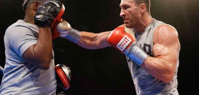 Володимир Кличко готовий повернутися на ринг заради історичного бою