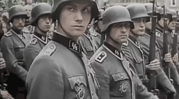 Шведы и швейцарцы — добровольцы СС