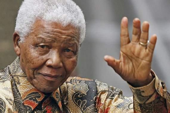 Жизнь и борьба Нельсона Манделы